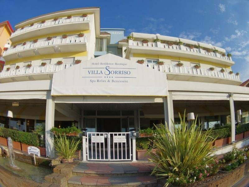 Residence & Hotel Villa Sorriso