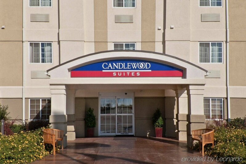 Candlewood Suites Wichita Falls at Maurine Street