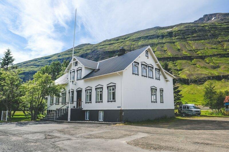 Hotel Aldan - The Old School