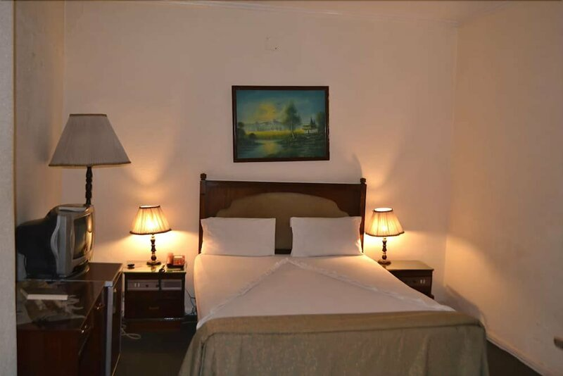 Trio Hotel Kaoud Sporting