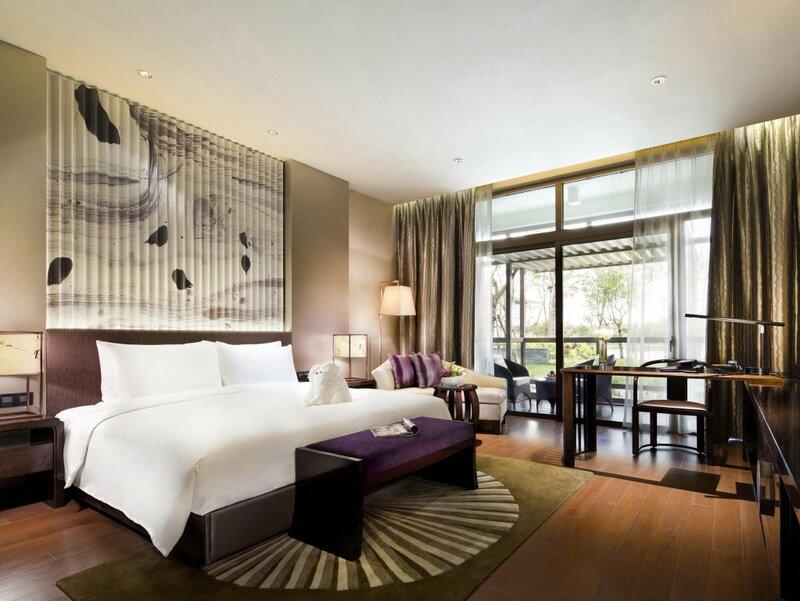 Citic Pacific Zhujiajiao Jin Jiang Hotel