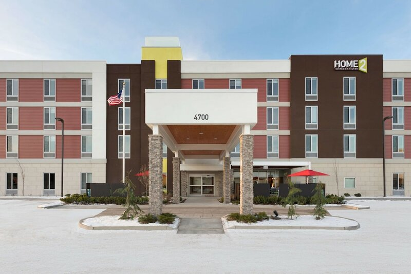 Home2 Suites by Hilton Anchorage Midtown