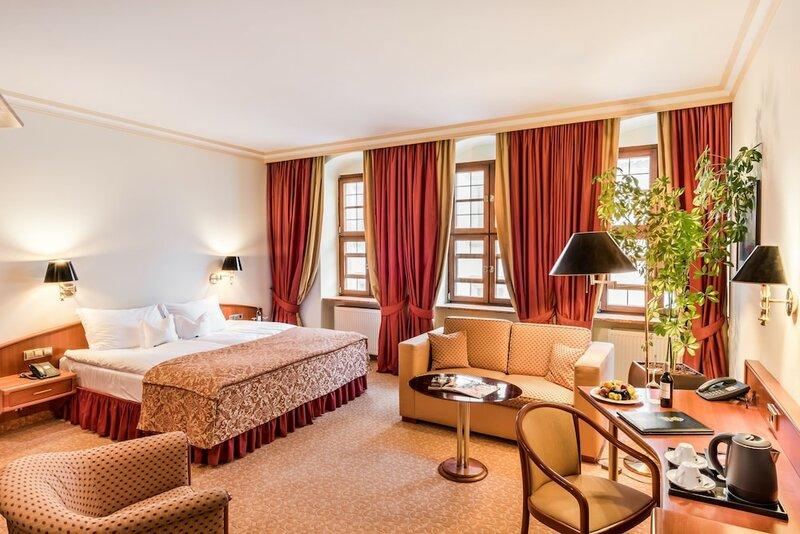 Relais & Châteaux Hotel Bülow Palais
