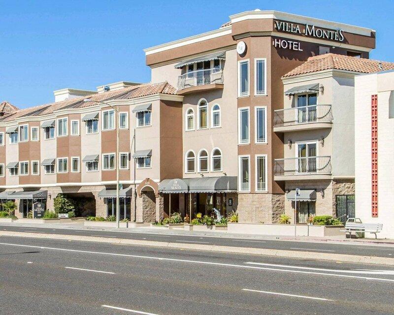 Villa Montes Hotel, Ascend Hotel Collection