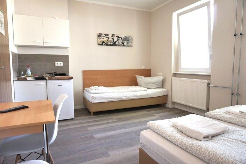 Apartment Hotel Wittenau