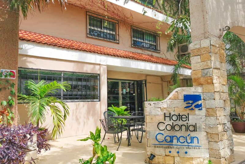 Hotel Colonial Cancun