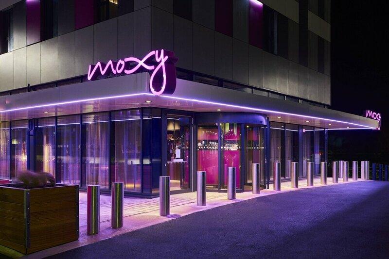 Moxy Birmingham Nec