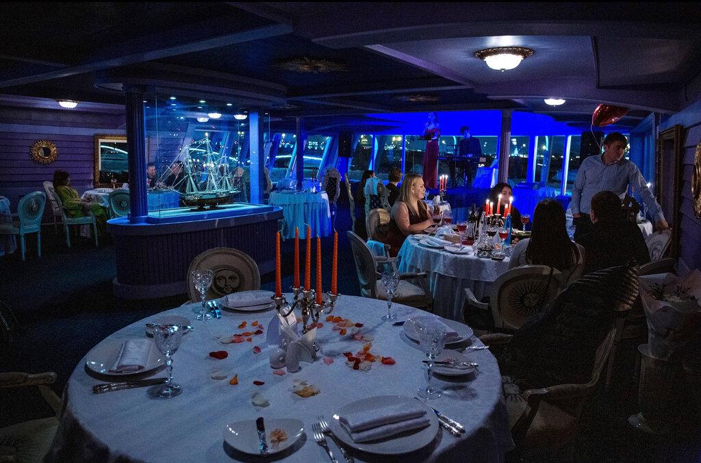 ресторан — Фрегат Благодать — Санкт‑Петербург, фото №2