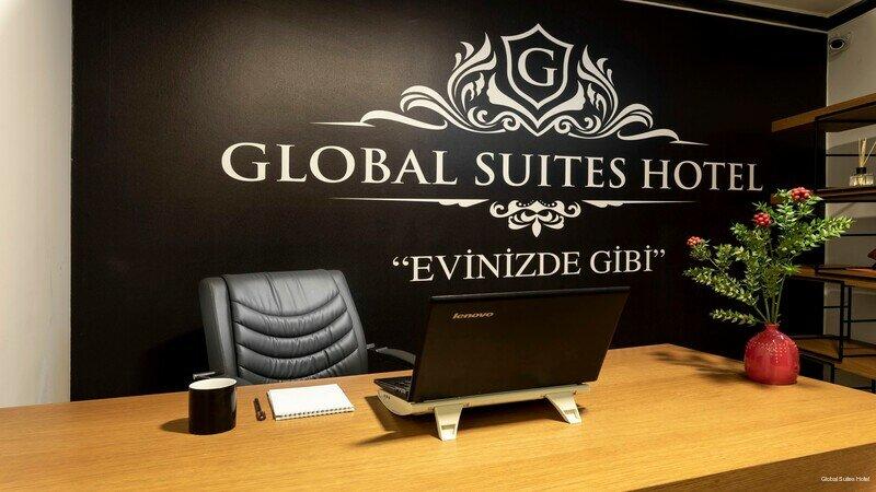 Global Suites Hotel