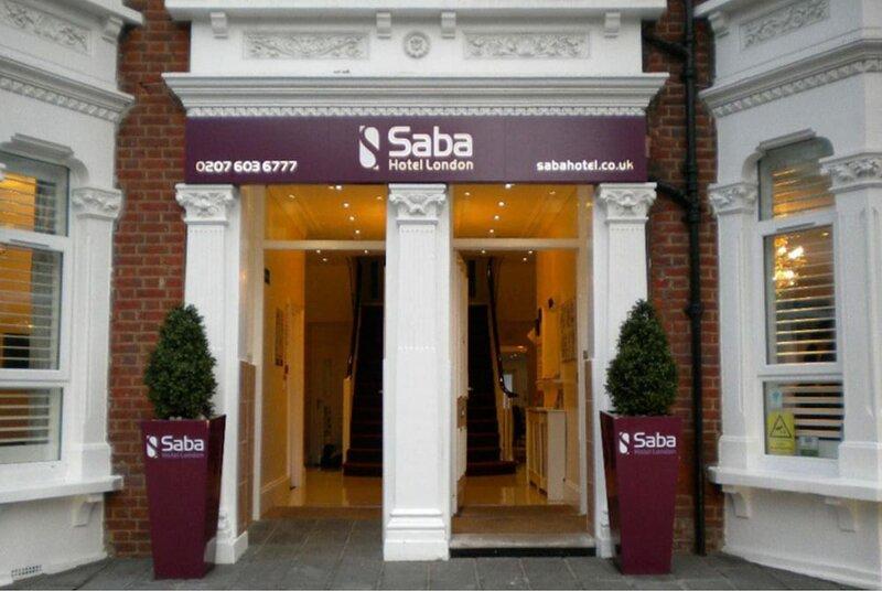 Hellenic Hotel London by Saba
