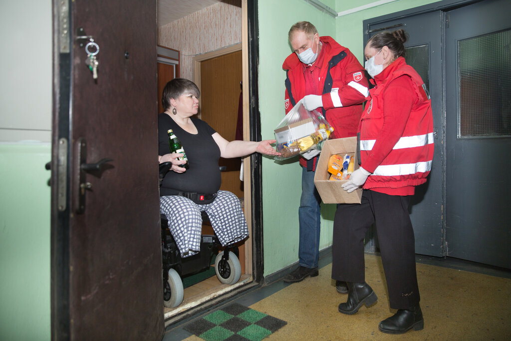 благотворительный фонд — Мальтийская служба помощи — Москва, фото №2