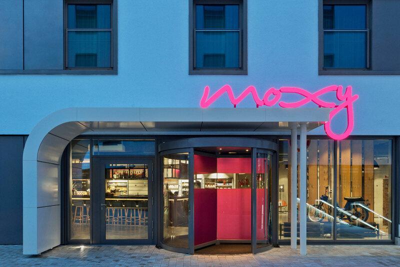 Moxy Munich Ostbahnhof
