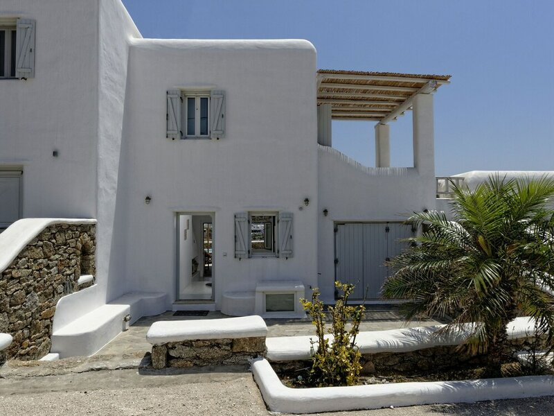 Luxurious Villa in Mykonos With Swimming Pool