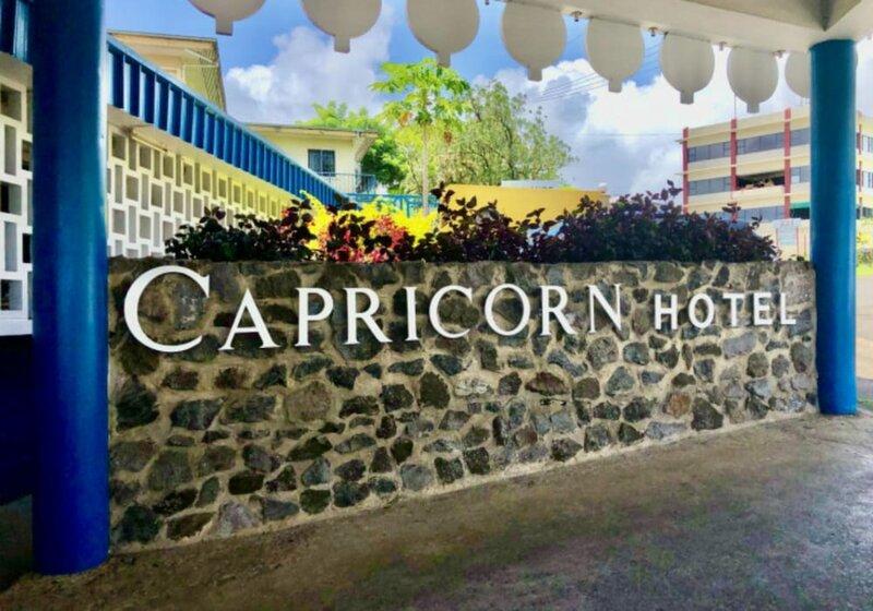 Capricorn Apartment Hotel Suva