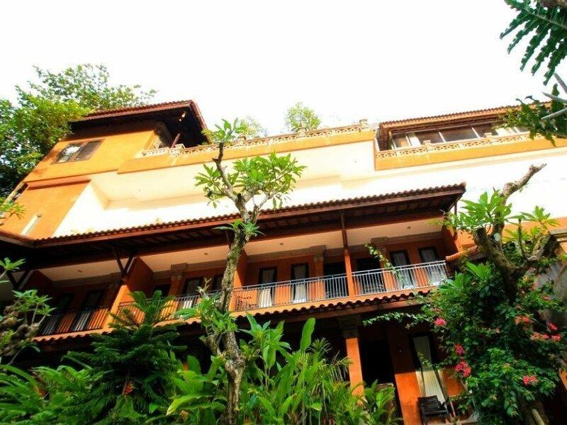 Ubud Hotel & Villas Malang
