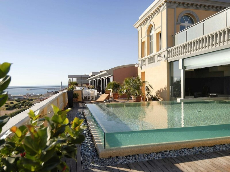 Grand Hotel Palazzo Livorno, Mgallery by Sofitel