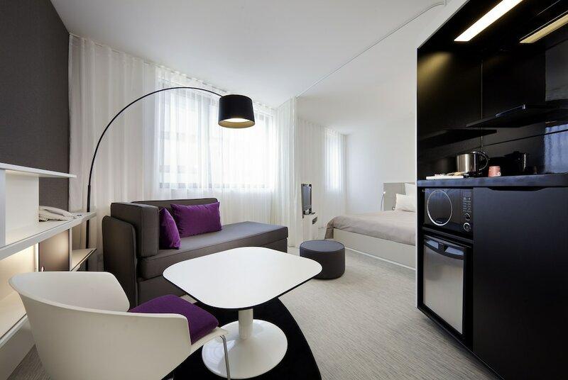 Novotel Suites Luxembourg Hotel