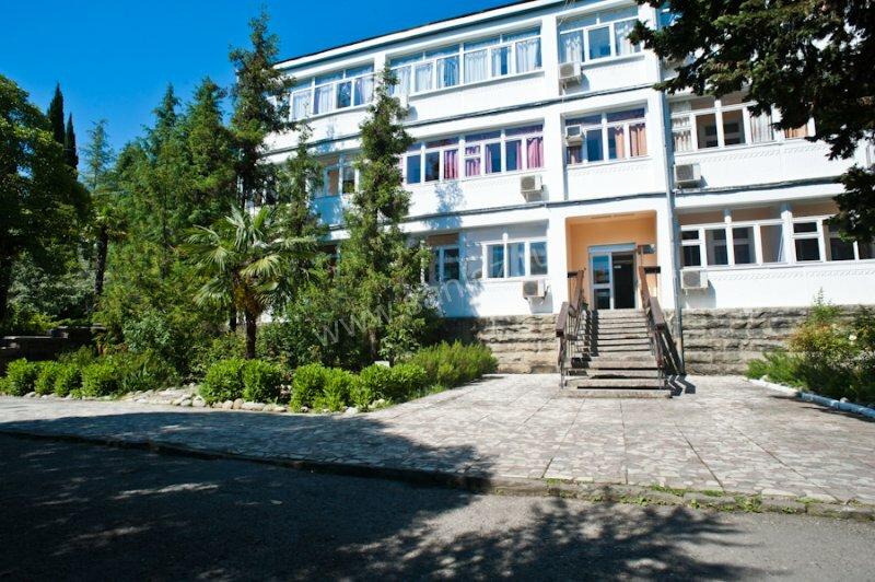 Санаторий Лазаревское