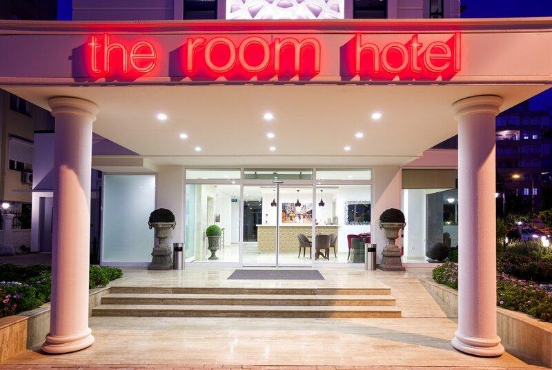 Отель The Room