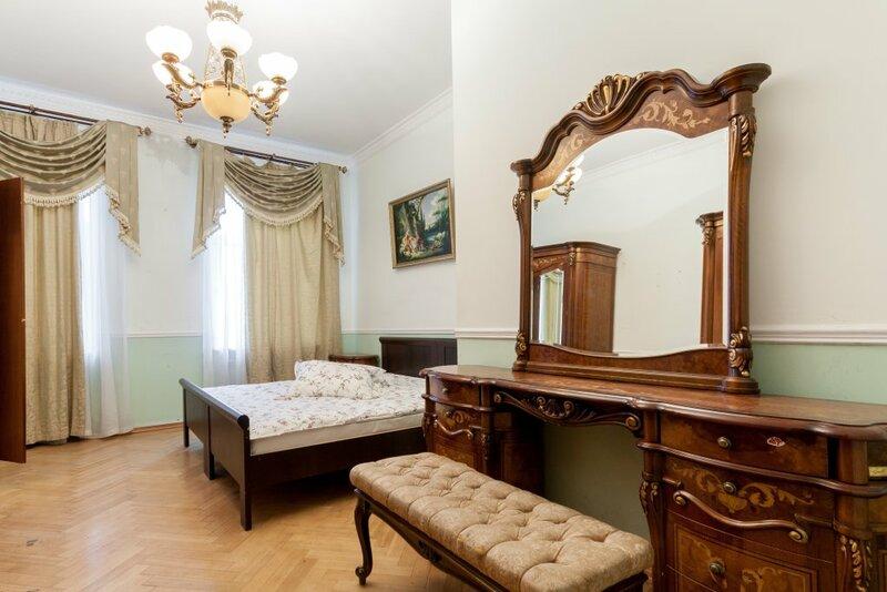 Апартаменты metro Novoslobodskaya