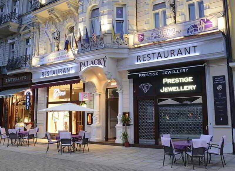 Hotel Palacký
