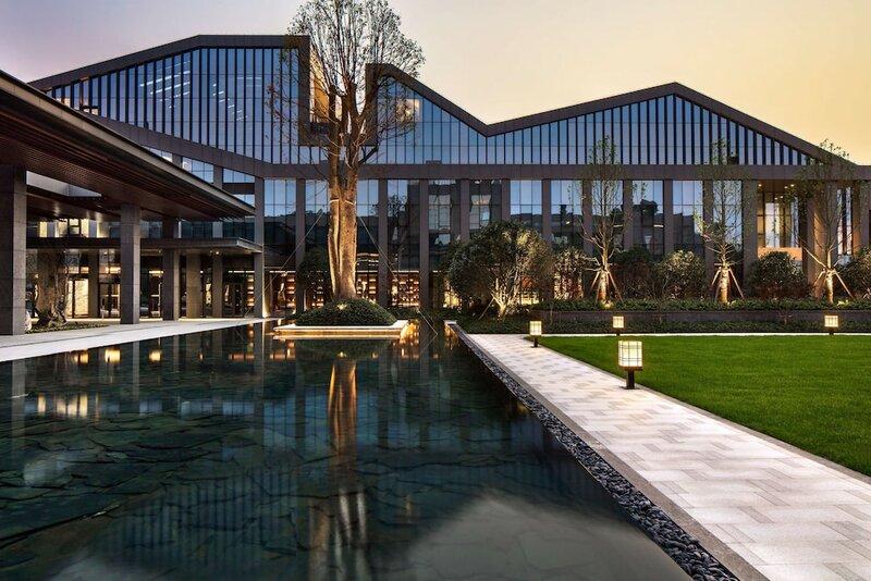 Hilton Ningbo Dongqian Lake