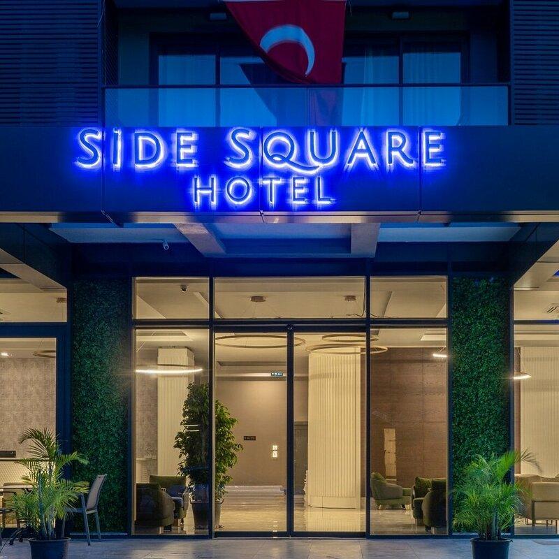 Side Square Hotel