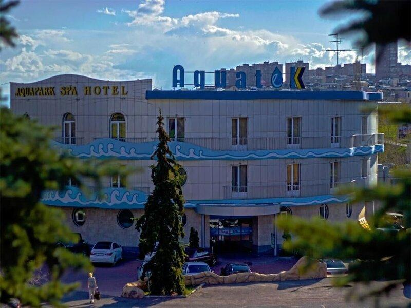 Отель Акватек