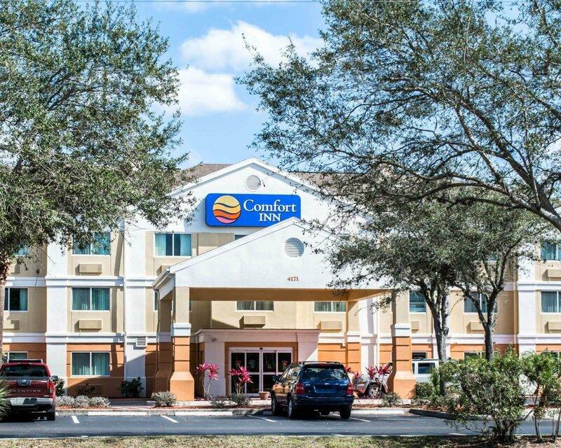 Comfort Inn Fort Myers Northeast