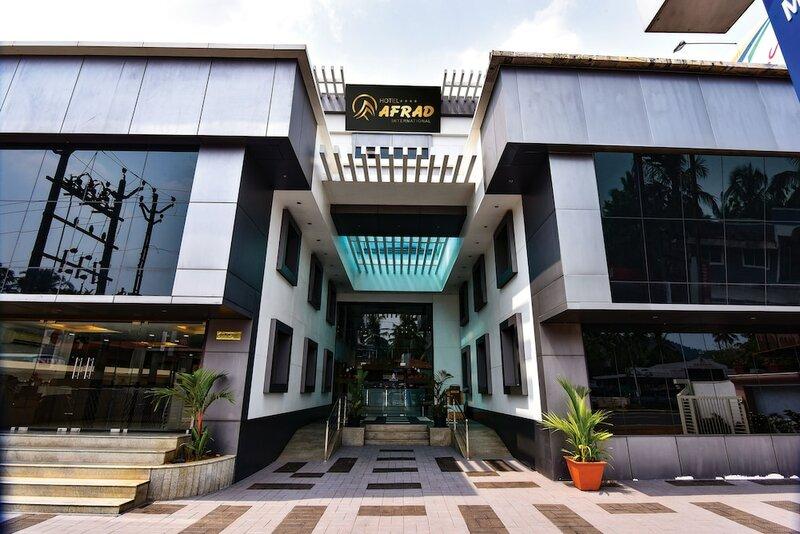 Hotel Afrad International