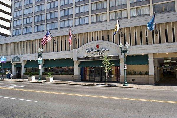 Holiday Inn Memphis-downtown
