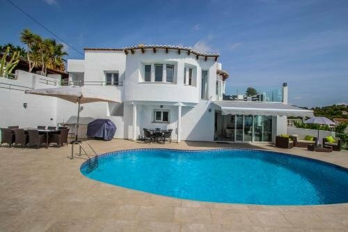 Maria - pretty holiday property with garden and private pool in Benissa