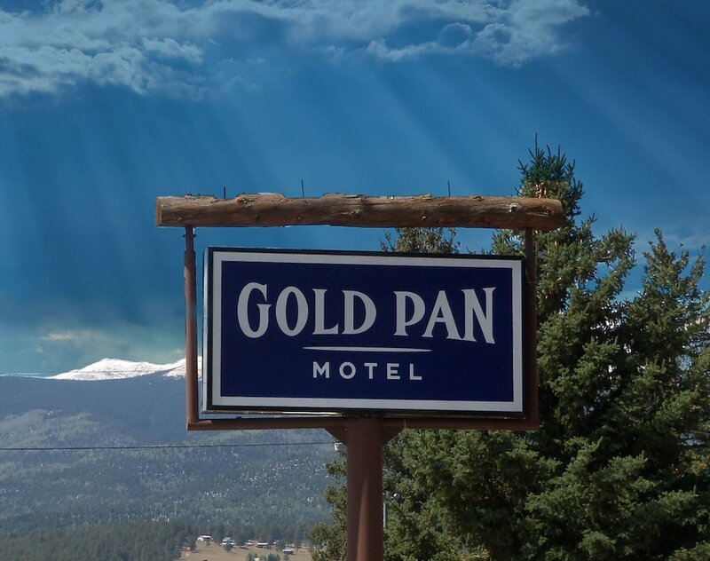 The Gold Pan Motel