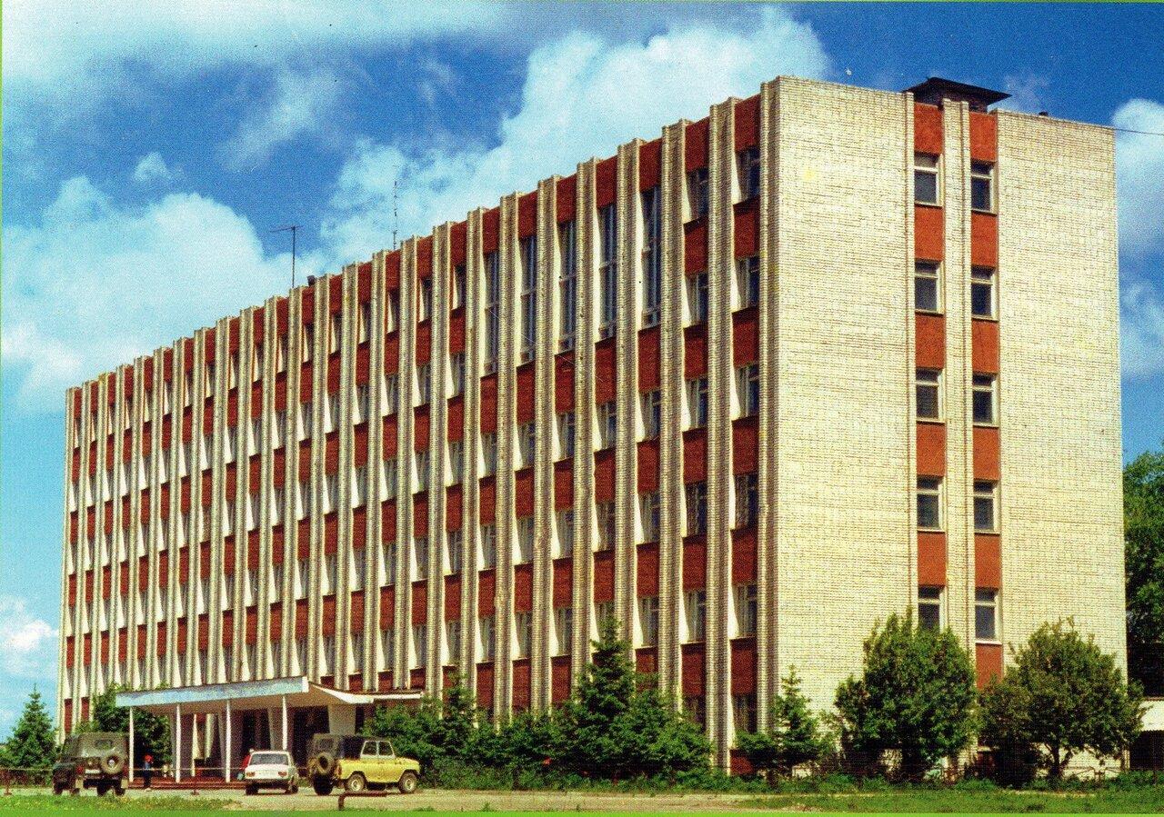 Научный институт картинки