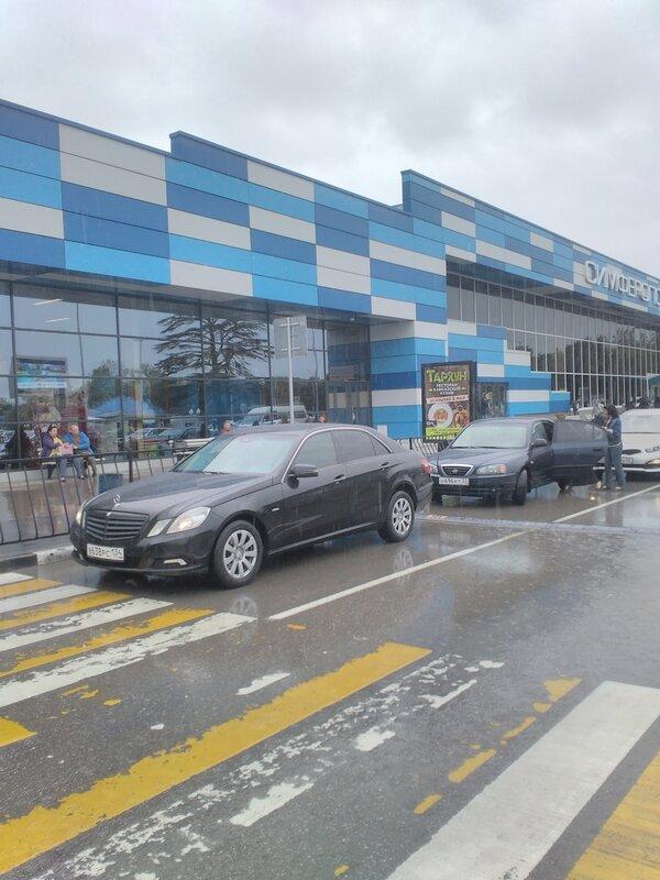 Междугороднее Судак - Такси - фотография №3