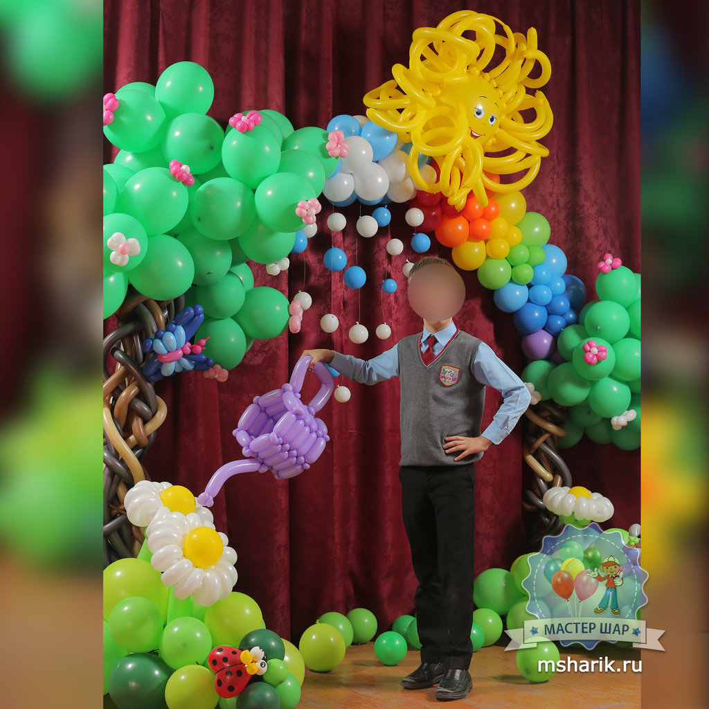 праздничное агентство — Мастер шар — Новосибирск, фото №10
