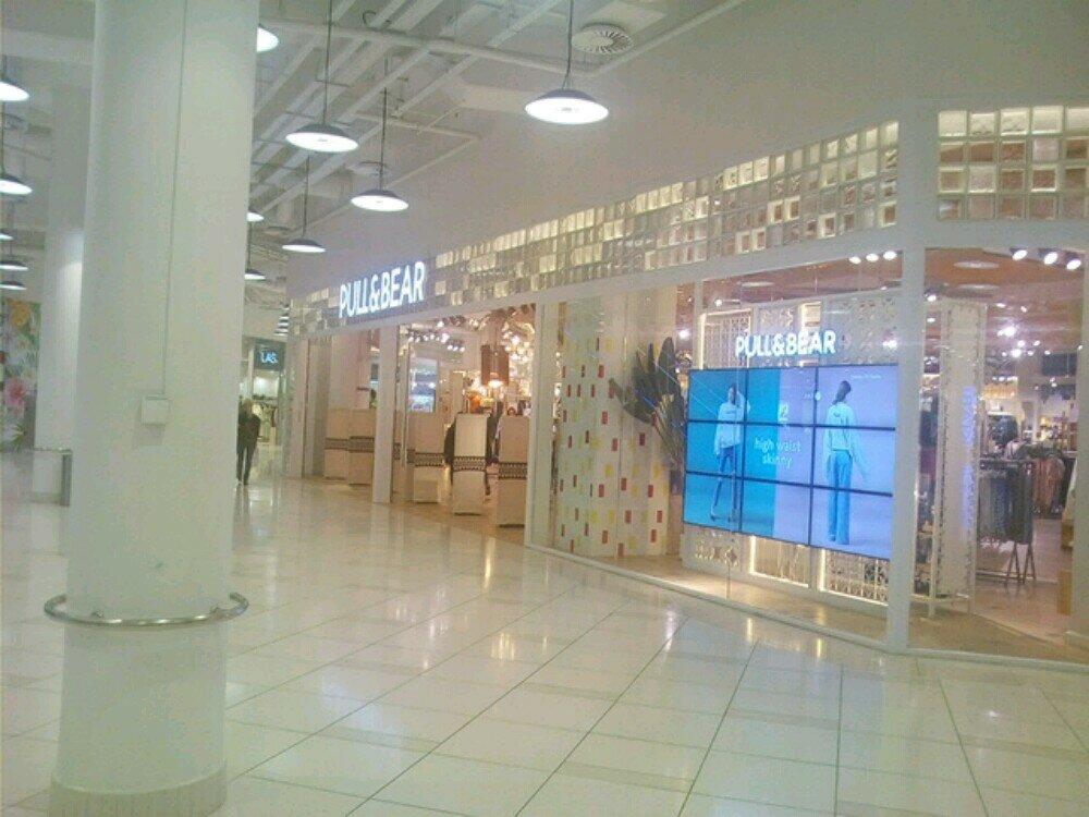 магазин одежды — Pull & Bear — Москва, фото №2