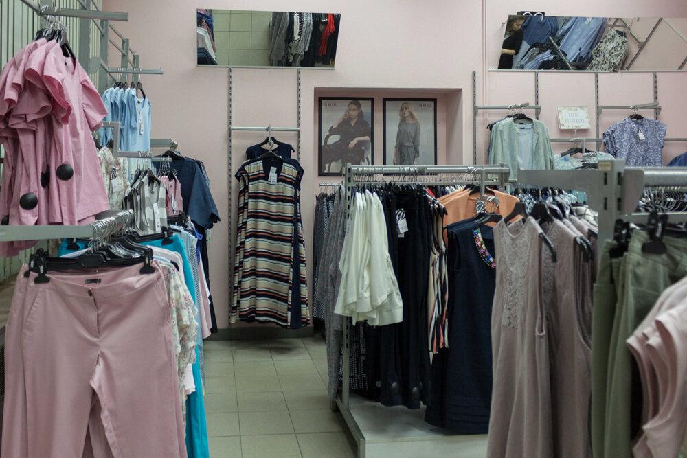 магазин одежды — Трикотаж — Санкт-Петербург, фото №10