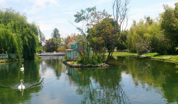 парк культуры и отдыха — Южные Культуры — Сочи, фото №2