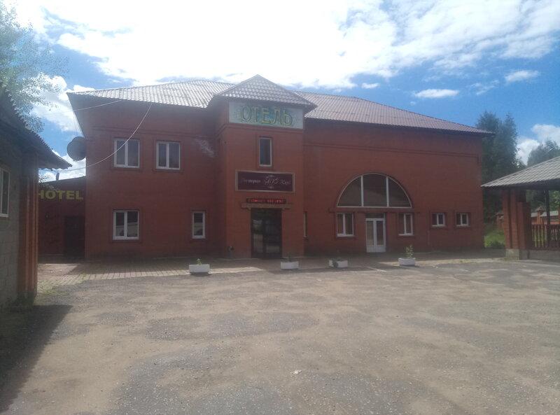 Отель М10