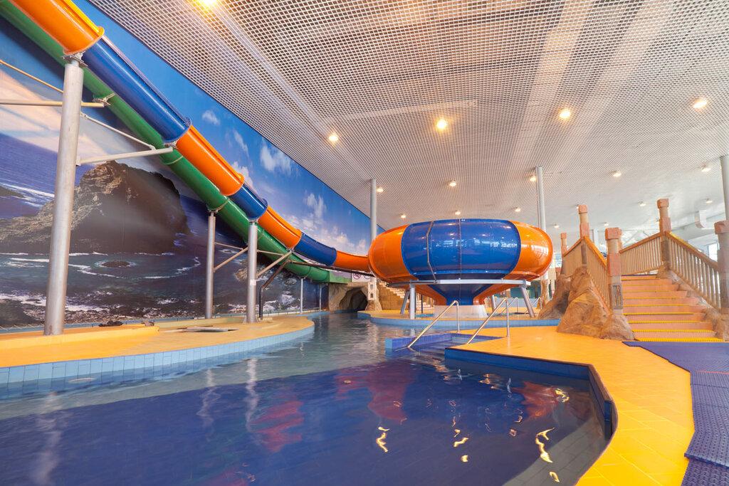 аквапарк в рязани жемчужина картинки стиль