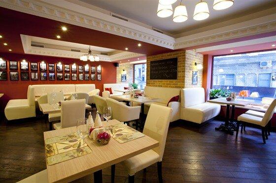 ресторан — Casa Di Mosca — Москва, фото №3