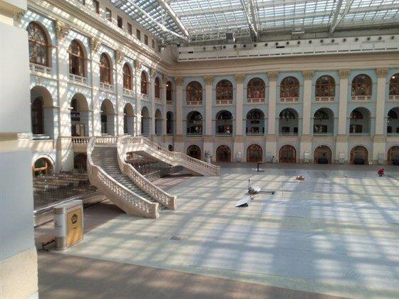 выставочный центр — Старый гостиный двор — Москва, фото №5