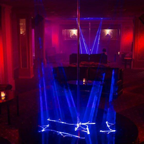 ночной клуб — Стриптиз-клуб «Roxbury» — Москва, фото №3