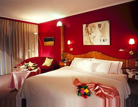гостиница — Sheraton Palace Hotel — Москва, фото №7