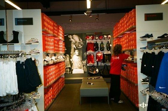 f097db1a Nike - спортивная одежда и обувь, метро Новослободская, Москва ...