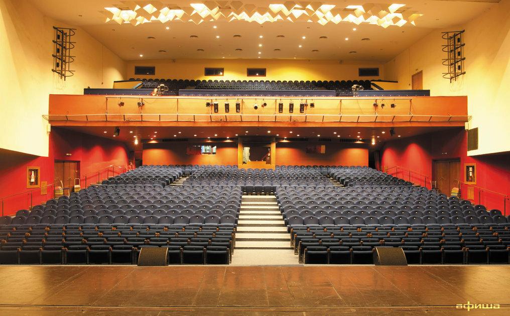 theater — Teatrium — Moscow, photo 2