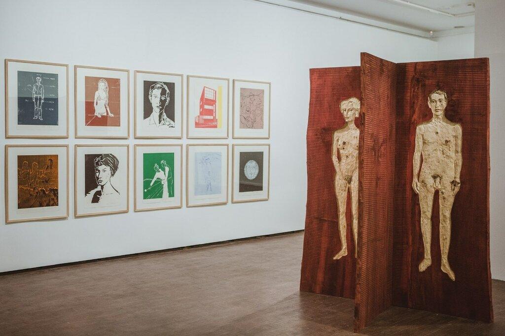 музей — Московский музей современного искусства — Москва, фото №6