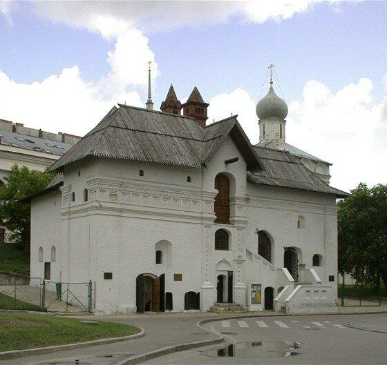 музей — Музей Старый Английский двор — Москва, фото №2