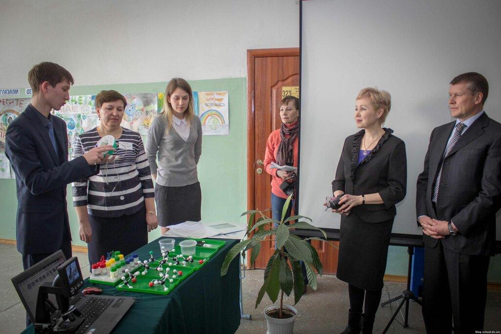 общеобразовательная школа — МОБУ СОШ № 5 г. Благовещенска — Благовещенск, фото №6